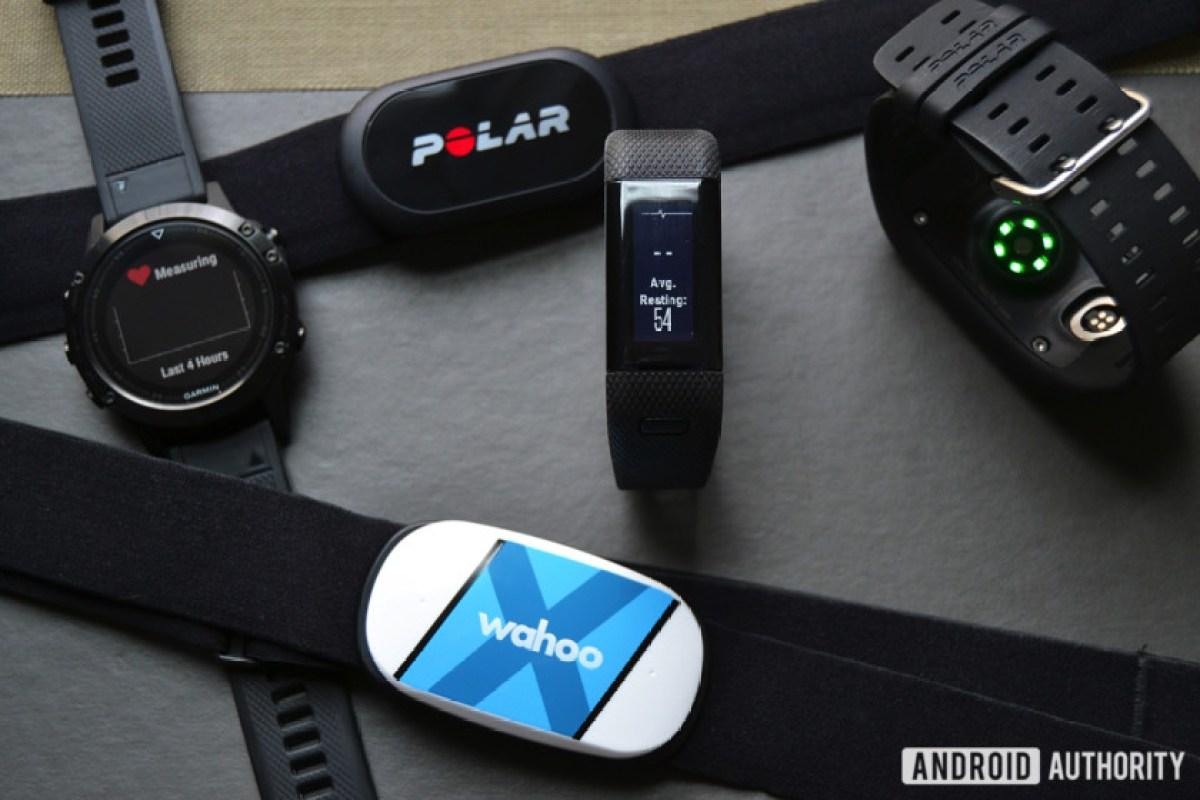 melhores equipamentos de corrida sensores de frequência cardíaca rastreadores de fitness