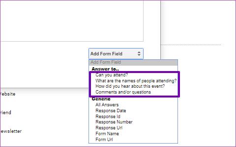 Obter respostas dos formulários do Google por email 14