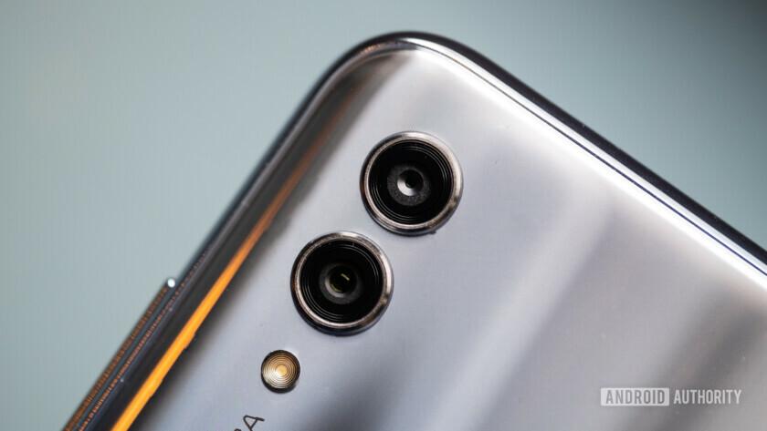 Honor 10 lite cameras