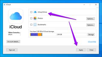 """I Cloud Drive Alterar local da pasta Windows 2 """"width ="""" 791 """"height ="""" 446 """"tamanhos de dados ="""" auto """"tamanhos ="""" (largura mínima: 976px) 700px, (largura mínima: 448px) 75vw, 90vw """"srcset = """"https://www.aplicativosandroid.com/wp-content/uploads/2019/12/1577362042_20_Como-alterar-o-local-da-pasta-da-unidade-iCloud-no.png 791w, https: //cdn.guidingtech .com / imager / media / assets / 2019/12/249629 / iCloud-Drive-Change-Folder-Location-Windows-2_935adec67b324b146ff212ec4c69054f.png? 1576994554 700w, https://cdn.guidingtech.com/imager/media/assets/ 2019/12/249629 / iCloud-Drive-Change-Folder-Location-Windows-2_40dd5eab97016030a3870d712fd9ef0f.png? 1576994554 500w, https://cdn.guidingtech.com/imager/media/assets/2019/12/249629/iCloud-Drive -Change-Folder-Location-Windows-2_7c4a12eb7455b3a1ce1ef1cadcf29289.png? 1576994554 340w"""