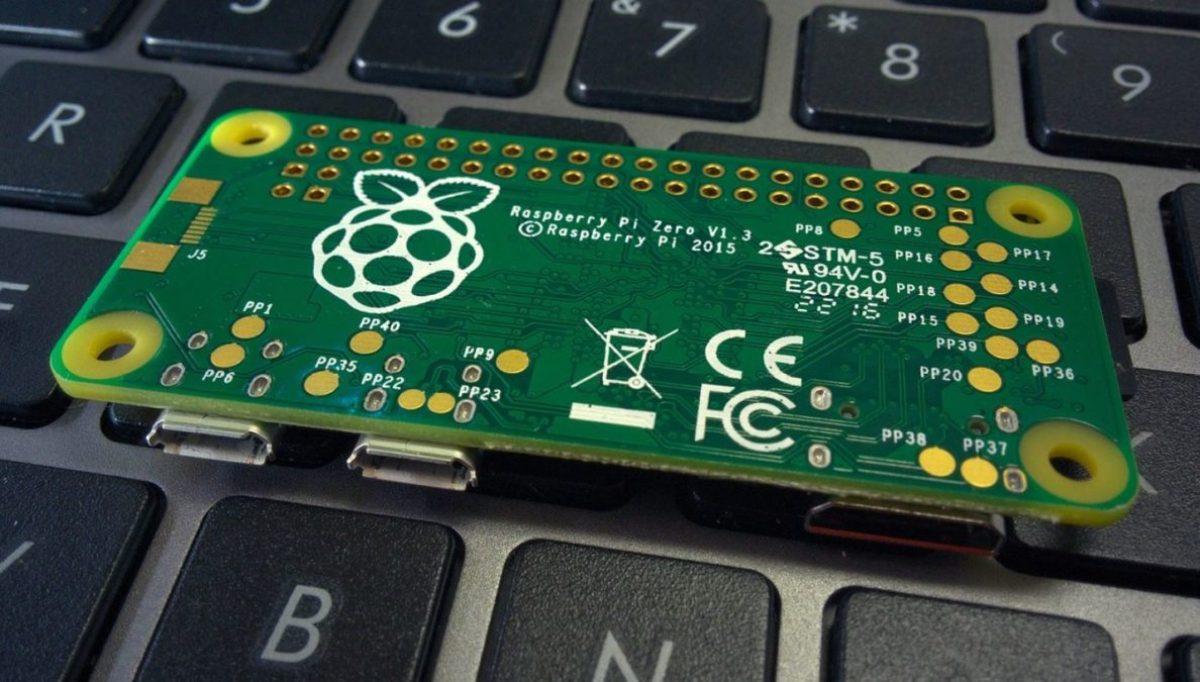 O Pacote de Domínio do Raspberry Pi