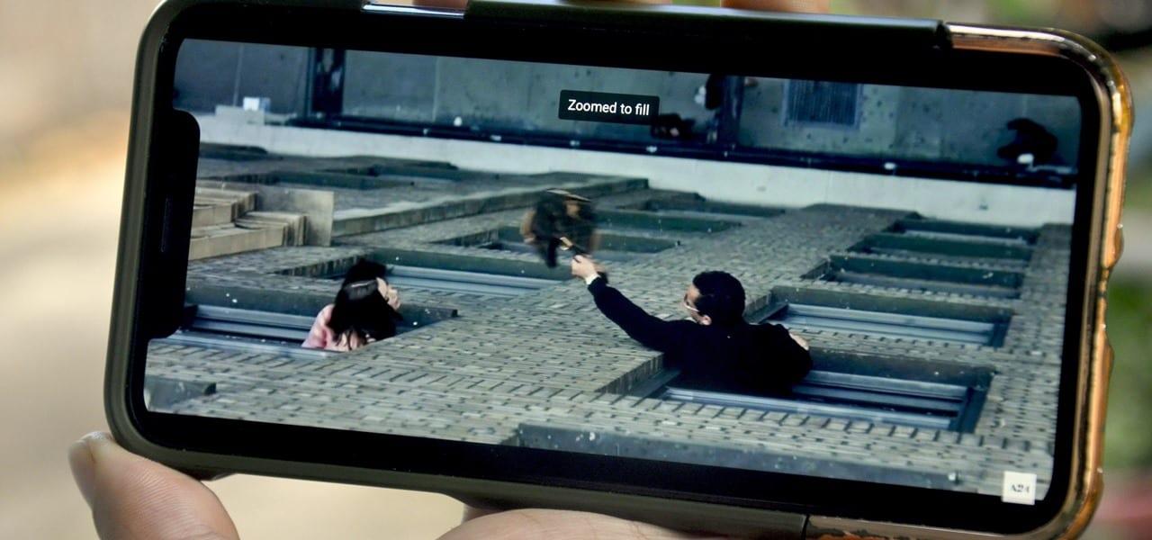 Como Fazer Vídeos do YouTube Preencher Todo o Ecrã em Qualquer Telefone