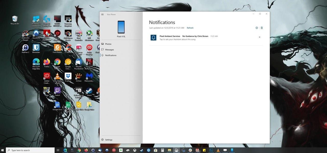 Como Ver Suas Notificações do Android no Seu PC com Windows
