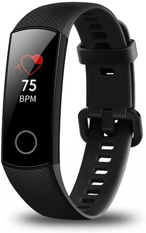 Melhores pulseiras para relógios Huawei Watch e Huawei Watch 2: Huawei Honor Band 4