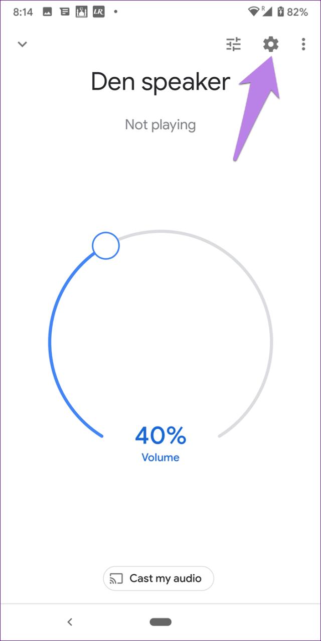 Mini volume inicial do Google em mudança 2