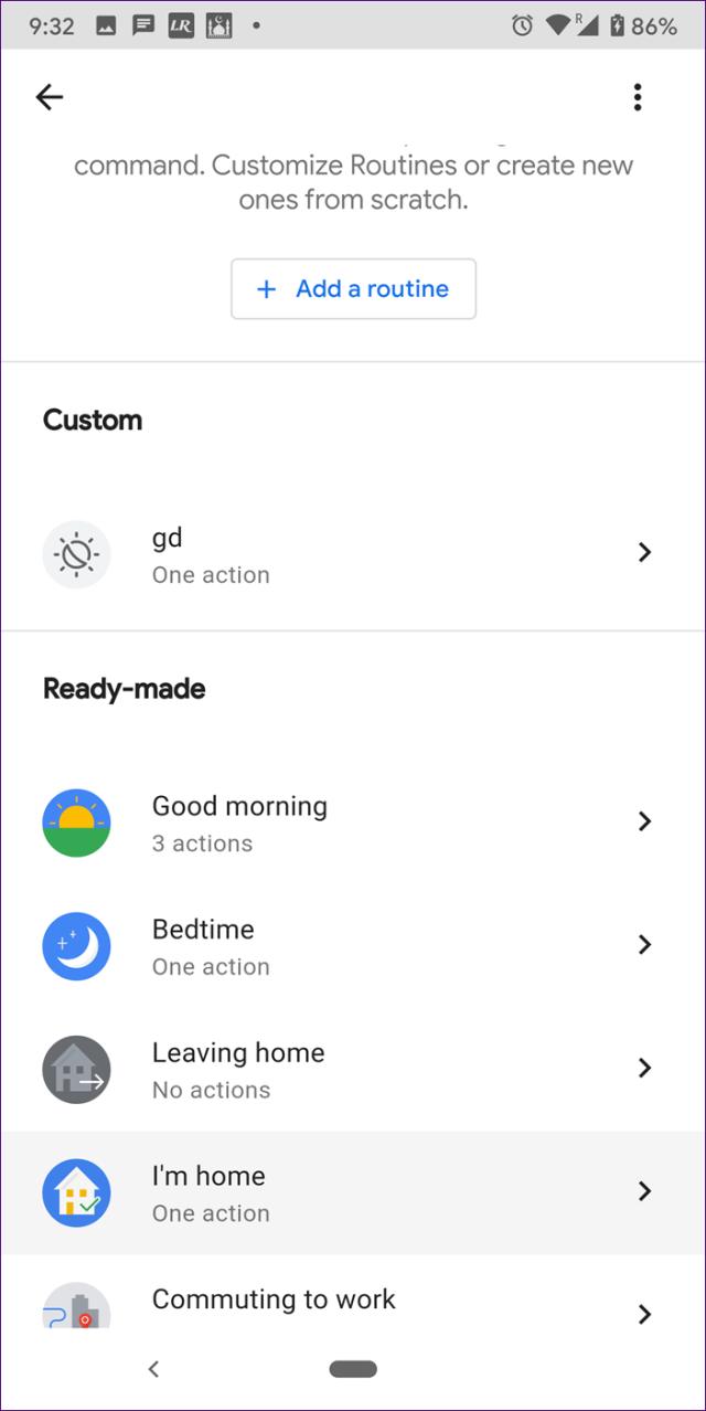 Mini-volume inicial do Google em casa 13
