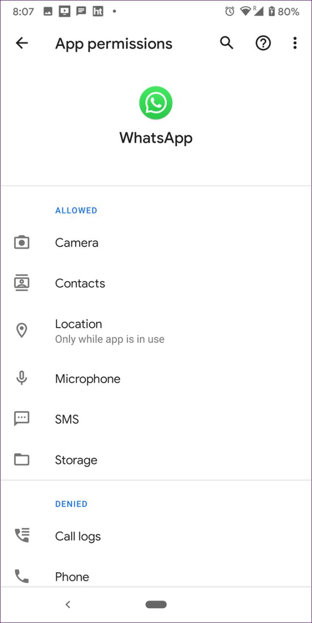 Whatsap chamadas não funcionam android iphone 8