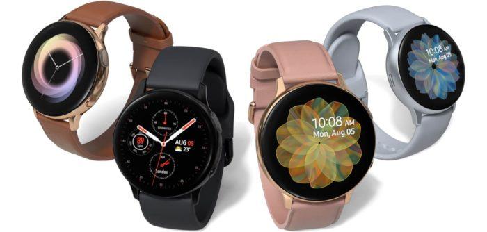 Acessórios indispensáveis para o Samsung Galaxy Watch Active2