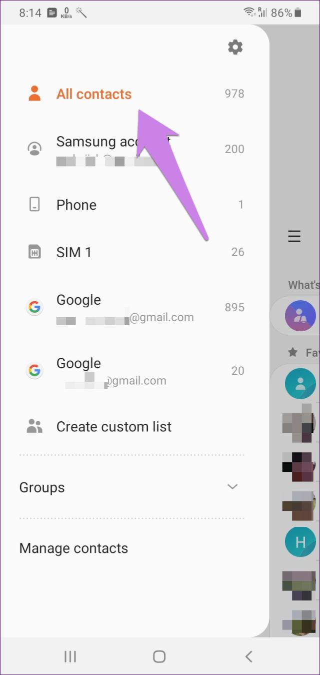 Restaurar contatos excluídos do google android iphone 1b