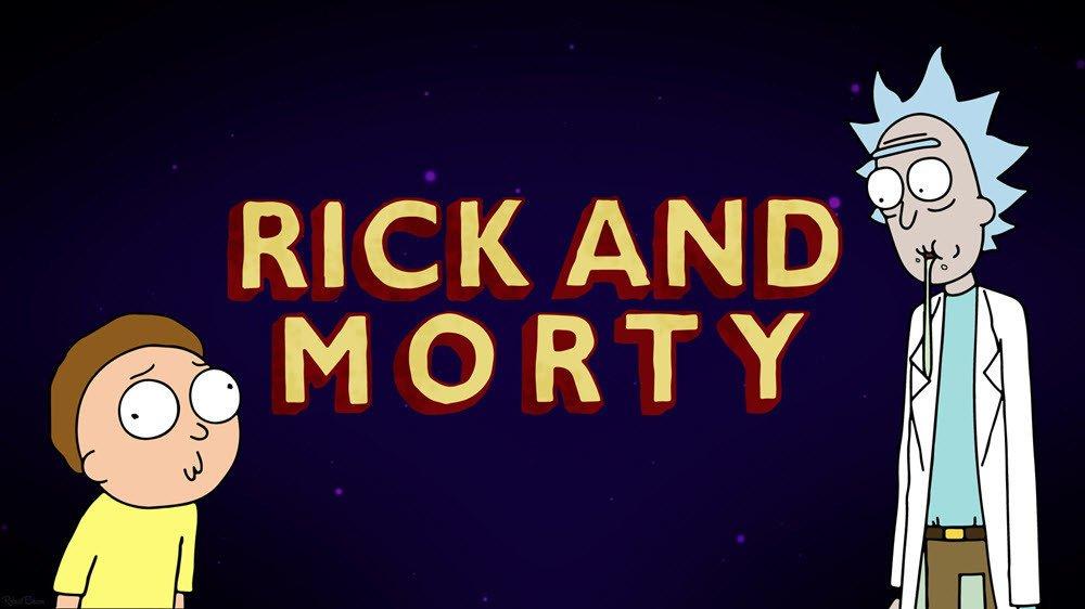 Melhor HD e 4 K Rick e Morty Wallpapers para desktop 1