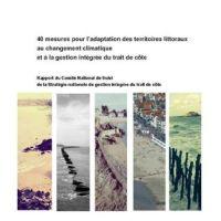 40 mesures pour l'adaptation des territoires littoraux au changement climatique