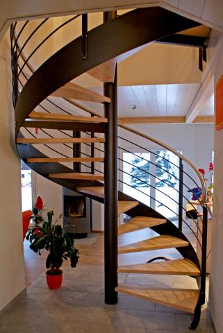 Escalier colimaon