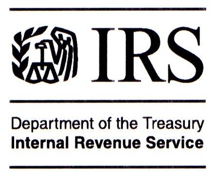 Department of the Treasury, Internal Revenue Service Logo