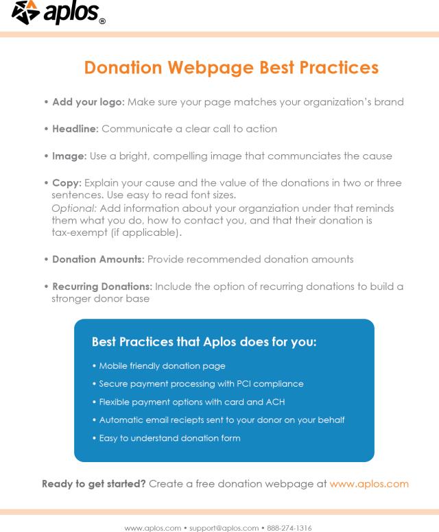 donation-best-practices