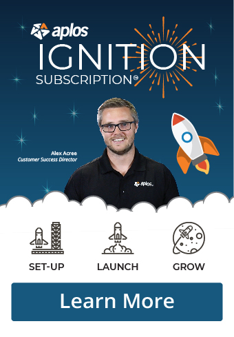 Aplos Ignition Subscription Promotional Offer