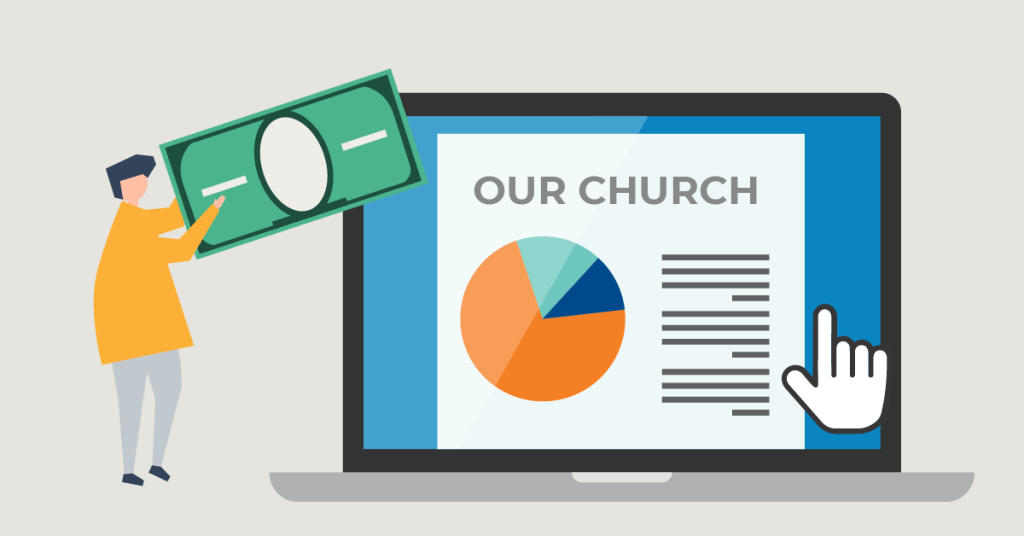 Church accounting for churches using Planning Center