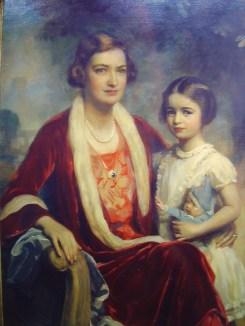 Αλεξάνδρα-Ελένη, κόρη του Στέφανου Σκυλίτση και της Ιουλίας Ράλλη, σύζυγος του Φιλίππου Π. Αργέντη, 1904-1988, Βιβλιοθήκη «Κοραής»