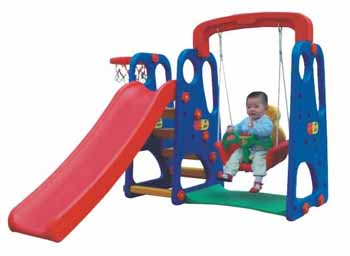 Slide with Swing Series