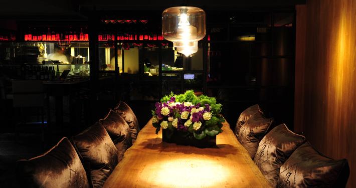 花酒蔵飲食集團 餐廳裝潢