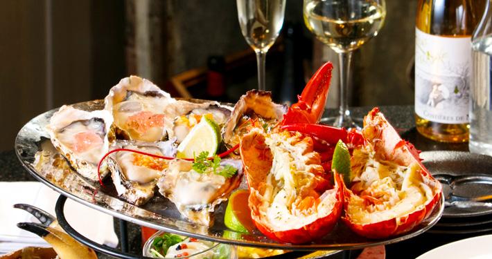 花酒蔵飲食集團 海鮮盤