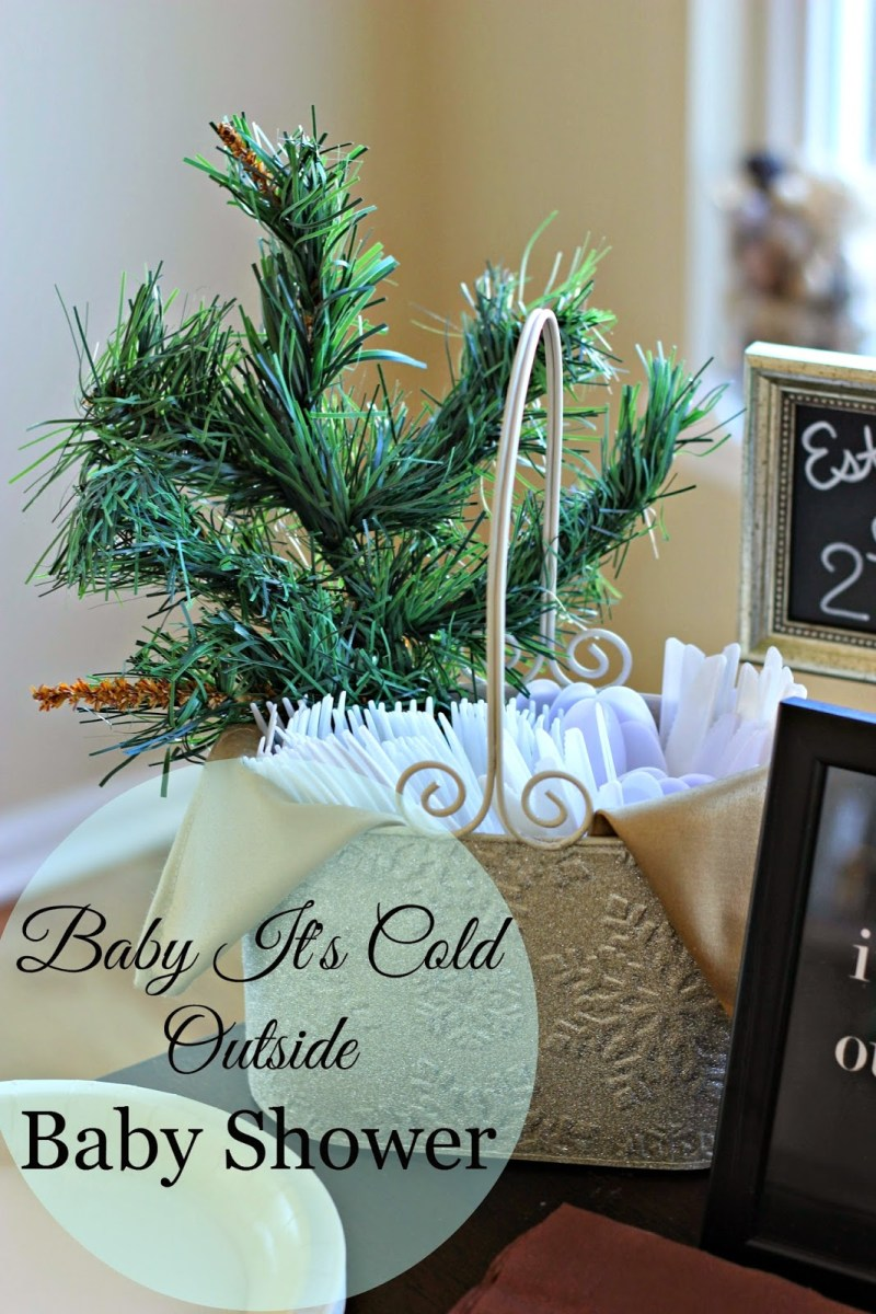 Baby It's Cold Outside Baby Shower!