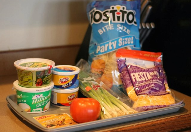 One Of The Top 10 Best Things I Brought To My Marriage: The Best Seven Layer Dip by Missouri lifestyle blogger A + Life