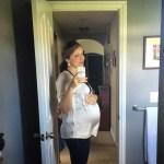 Spena Baby Week 35
