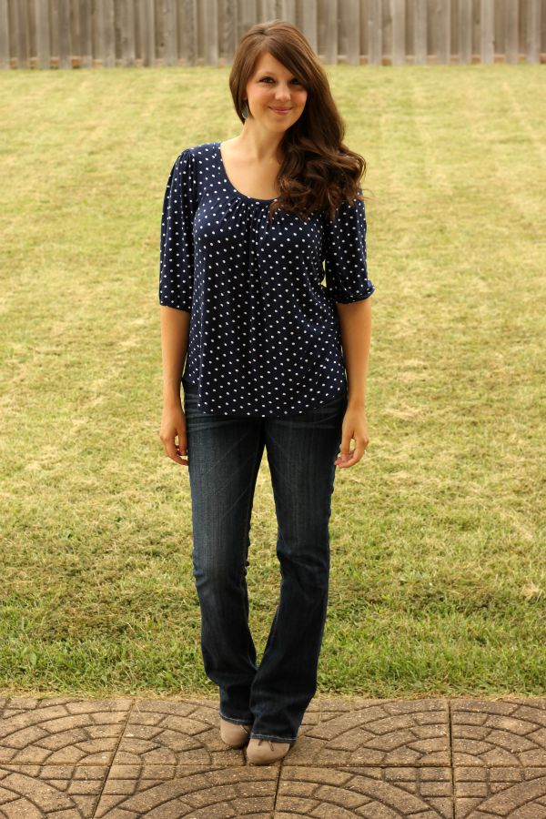 Stitch Fix Review #8 by Missouri style blogger A + Life