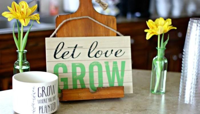 In Full Bloom Garden Baby Shower Theme