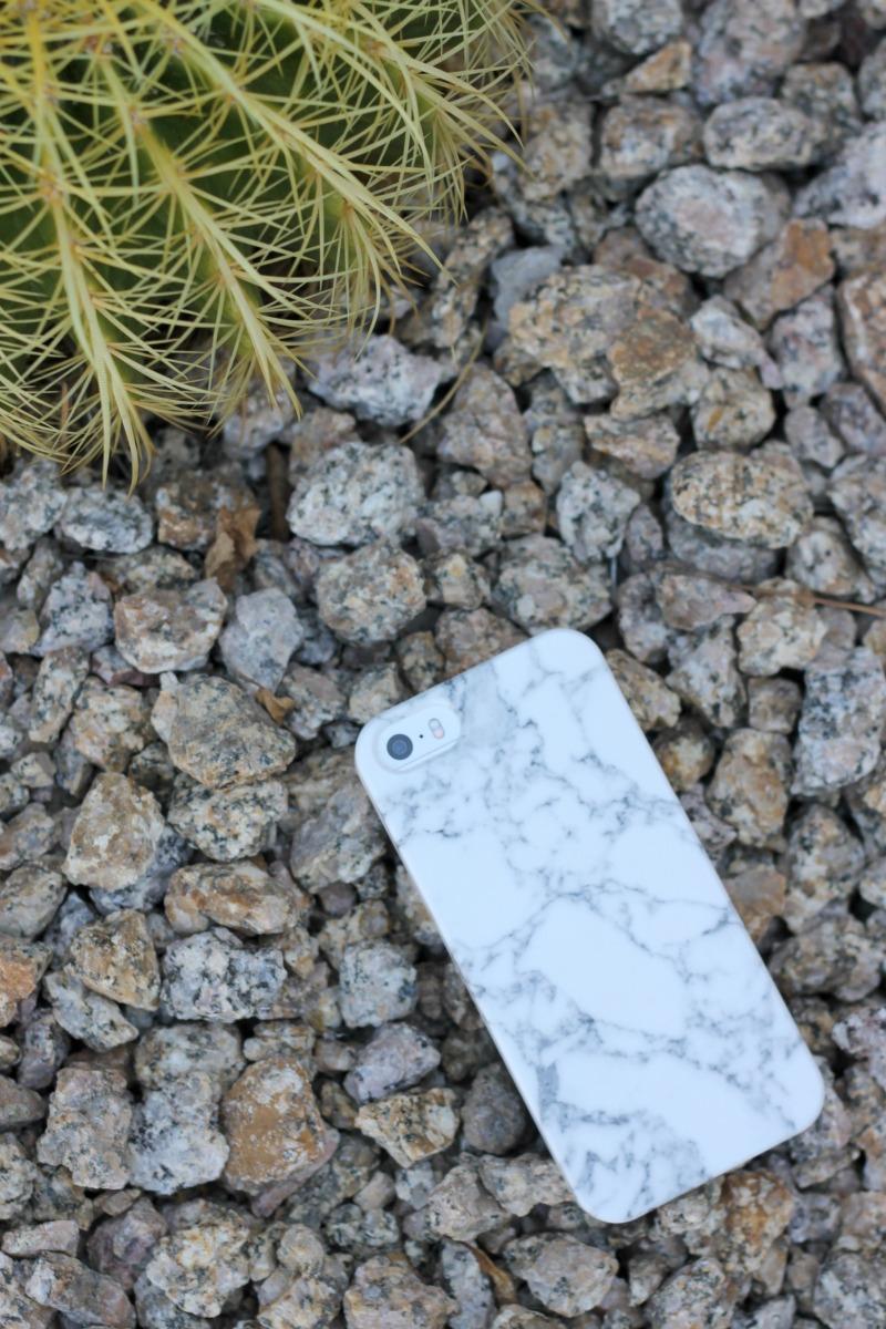 Caseapp marble case