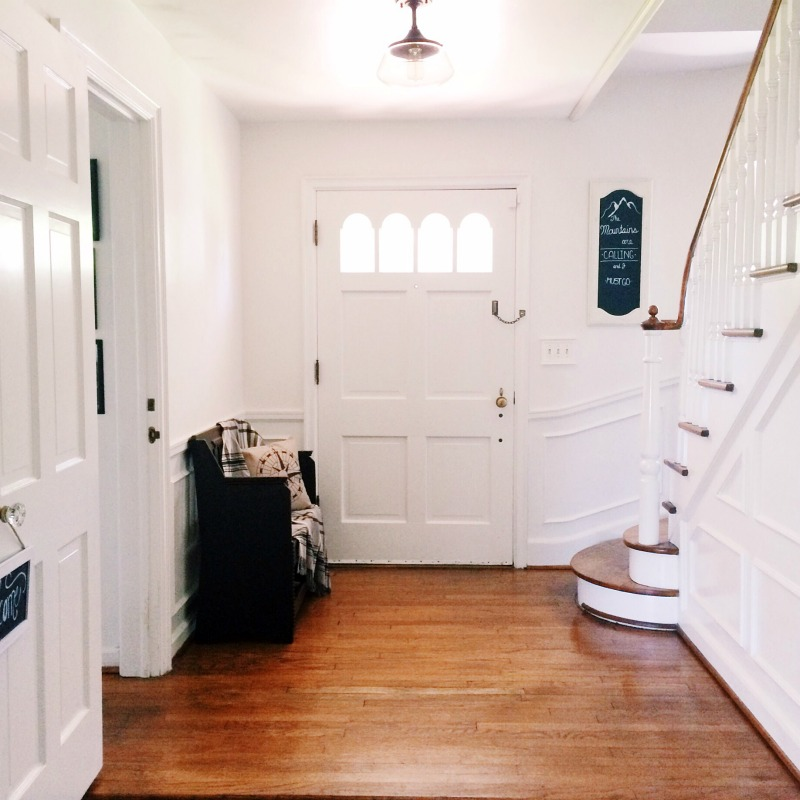 White Entry