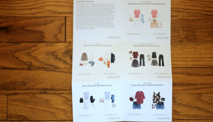 Stitch Fix Review #18