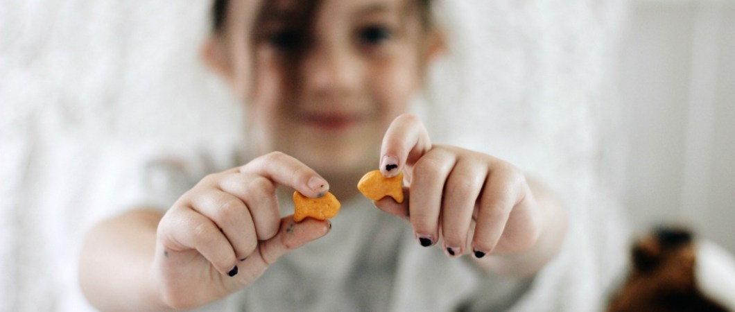 Growing Up With Goldfish® Crackers