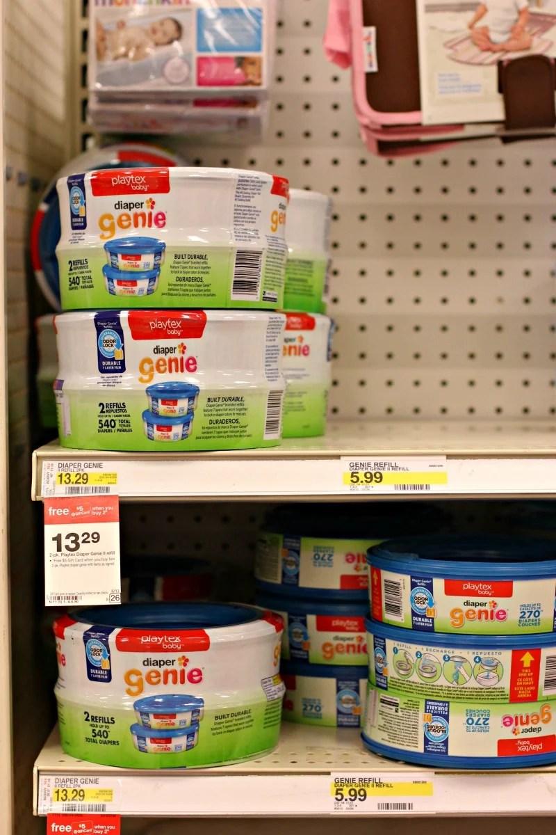 Keeping The Nursery Fresh With Playtex Baby™ Diaper Genie