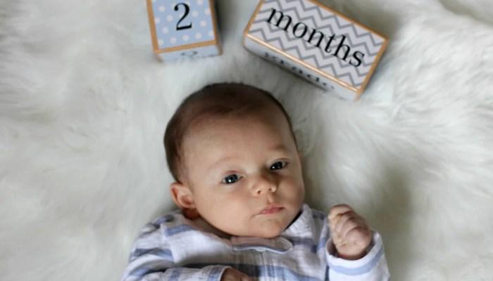 2 Months Of Finn!
