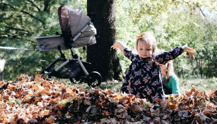 Fall Fun With The Evenflo Pivot