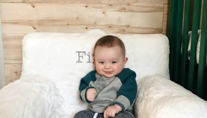 5 Months Of Finn!