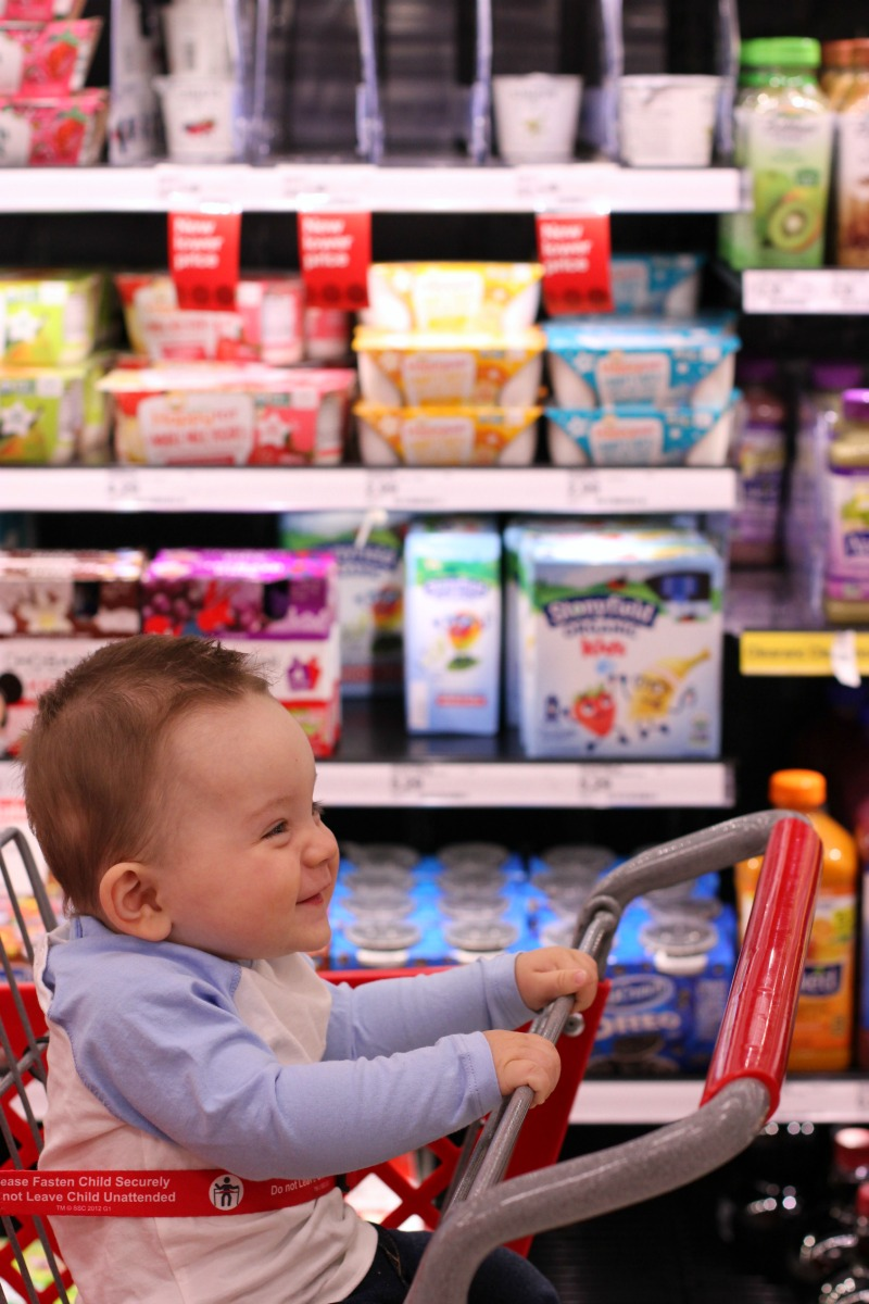 happy baby yogurt is now at target  a  life