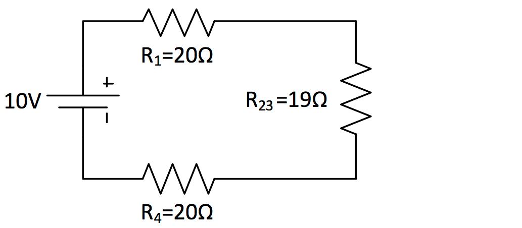 circuit diagram physics problems