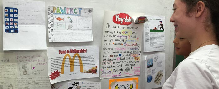 英文,數學強化班 (1-8年級)   Boston A+ Program