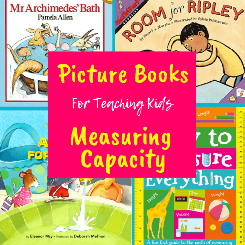 small resolution of Children's Books About Capacity – A Plus Teaching Resources