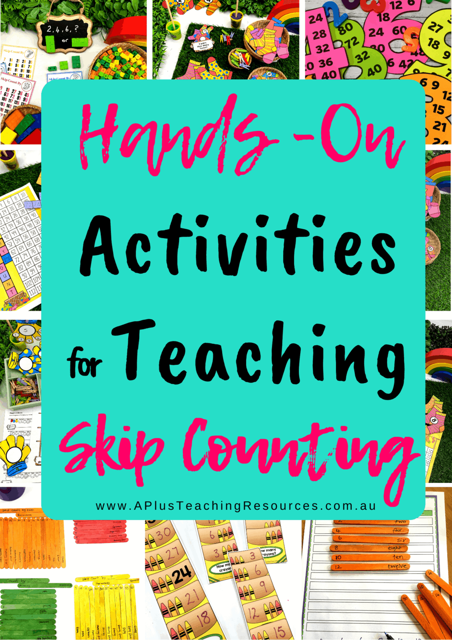 hight resolution of Teaching Skip Counting {It's More Than Chanting!}