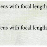 Lens Formula & Magnification – Lens Power