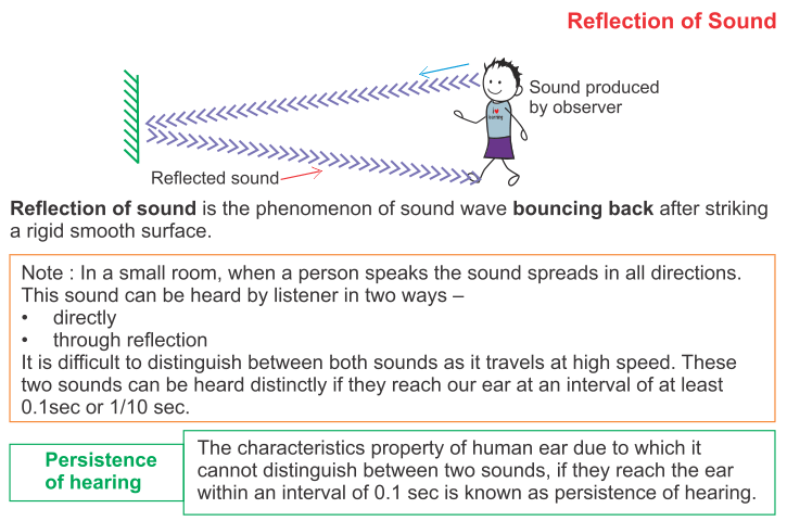 the sound of waves reflection essay Spm - physics- form 5 chapter 1: waves 16 sound waves.