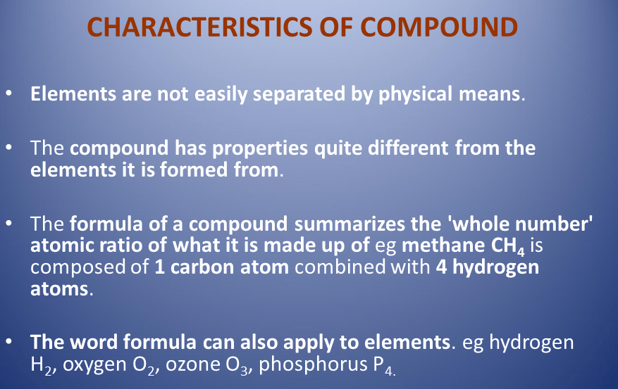 characteristic of organic compounds essay Introduction the analysis of oxygen-bearing organic compounds was used to identify the kind of alcohol, whether primary, secondary, or tertiary, or functional group present in the mixture this experiment focused on distinguishing the several kinds of functional groups from each other.
