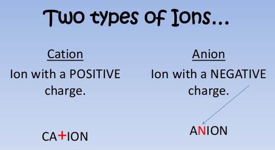Lithium Ion Battery >> What are the Two Types of Ions and how are they Different - A Plus Topper