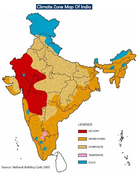 ICSE Solutions for Class 10 Geography - The Climate of India