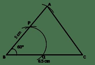Selina Concise Mathematics Class 10 ICSE Solutions Loci Locus and Its Constructions Ex 16b q31