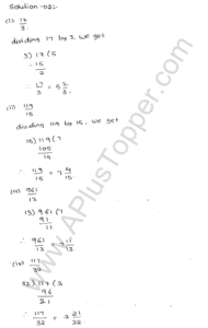 ML Aggarwal ICSE Solutions for Class 6 Maths Chapter 6