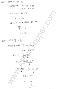 ML Aggarwal ICSE Solutions for Class 6 Maths Chapter 9
